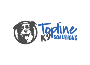 Topline K9 Solutions Logo